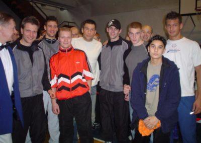 Boksen Boks toernooi Krakow in Polen 033