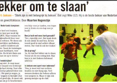 Mike_Menninga_boksen_Apeldoorn