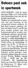 boksen_abcc_Nationale_sportweek_2005_krantenartikel kopie