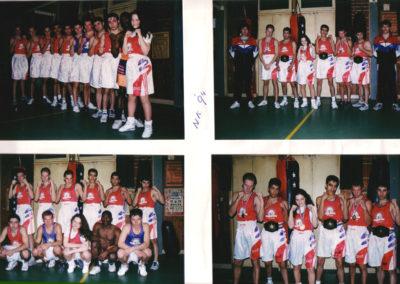 deelnemers NK 1994