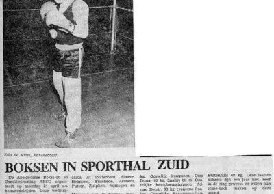 historie_abcc_boksen_in_sporthal_zuid