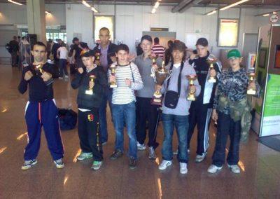 Jongerenteam Boksbond 2010