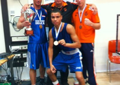 Team NL boksen