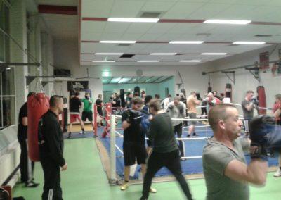 boksen in Apeldoorn bij ABCC